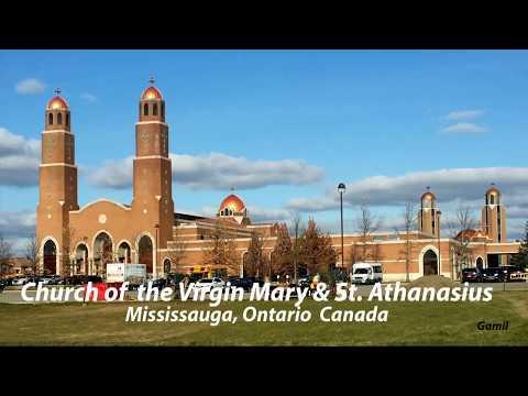 Sunday Holy Liturgy by H.G. Metropolitan Benyamin - May 13, 2018