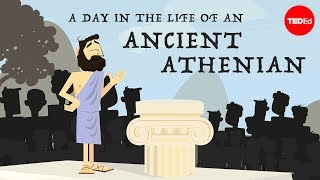 A day in the life of an ancient Athenian - Robert Garland