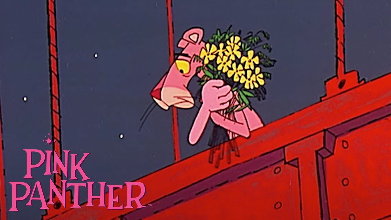 Pink Panther's Wild Night | 35 Minute Compilation | The Pink Panther Show