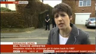 Coronation Street actor Bill Roache has been arrested over a rape allegation