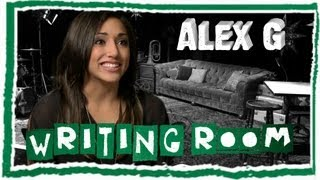 Writing Room: Alex G - Inside Out