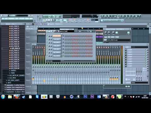 Tutoriel Fl Studio 25 - Composition Minimal Techno / Deep House