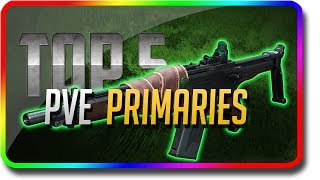 """Destiny 2 - """"Top 5 PvE Primary Guns"""" in Black Armory (Destiny 2 Black Armory DLC """"Top 5"""")"""