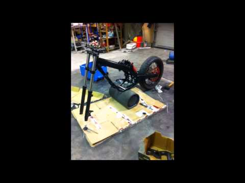 Yamaha DT Project