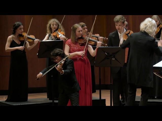 Anatoli Komarovski -Violin Concerto No.2 in A Major, Allegro Giocoso
