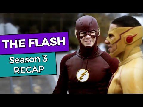 The Flash: Season 3 RECAP