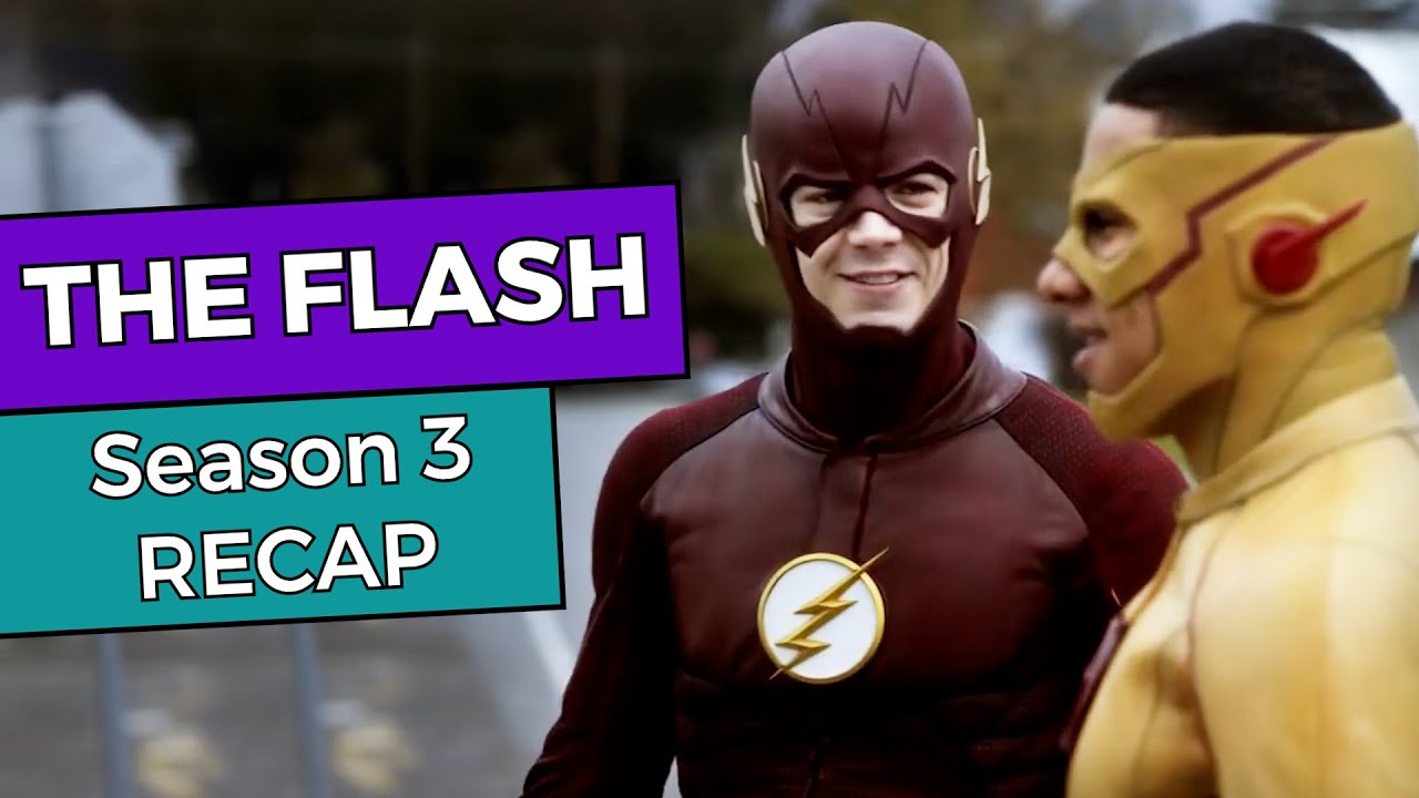 Download The Flash: Season 3 RECAP