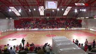 Benfica-Voltregà, Female League Cup 2017-18 Semi-Final