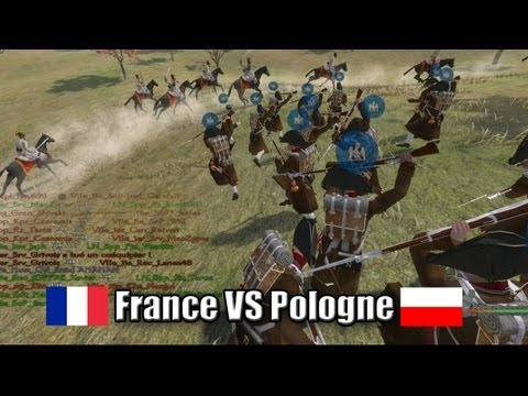 Napoleonic Wars - Rencontre France-Pologne