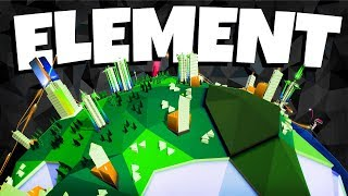 Conquering Planets and Controlling Elements! - Element Gameplay