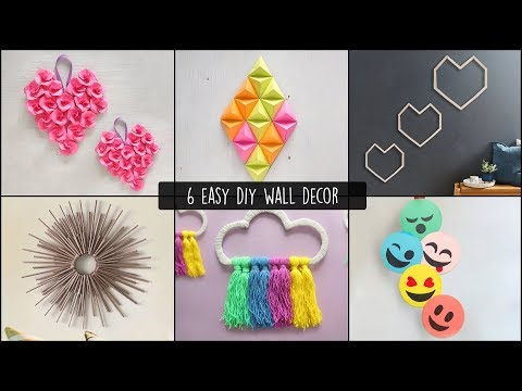 Easy DIY Wall Decor | Home Decor Ideas