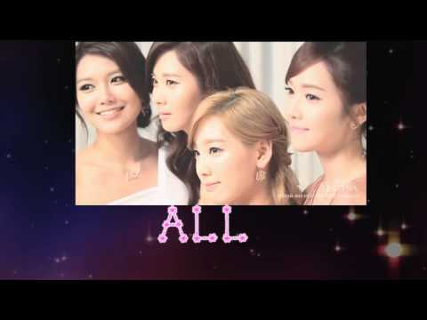 [APC COLLAB] SNSD - Baby Maybe