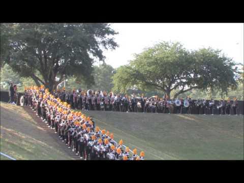 Grambling St. World Famed Marching In 2013