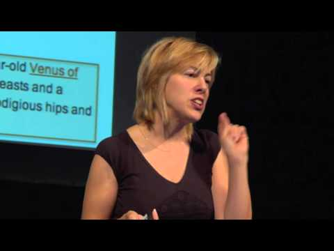 Paleo Porn | April Nowell | TEDxVictoria