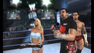 WWE Smackdown vs Raw 2008 24/7 Cut Scenes