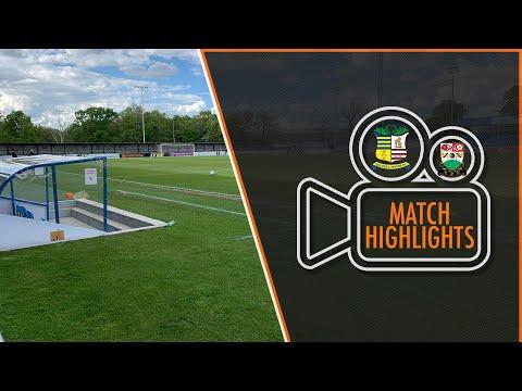 Solihull Barnet Goals And Highlights