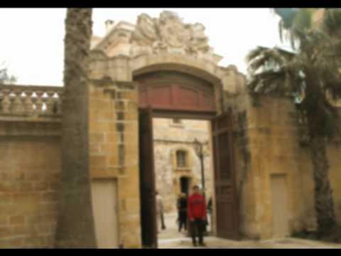 The Silent City Mdina Malta
