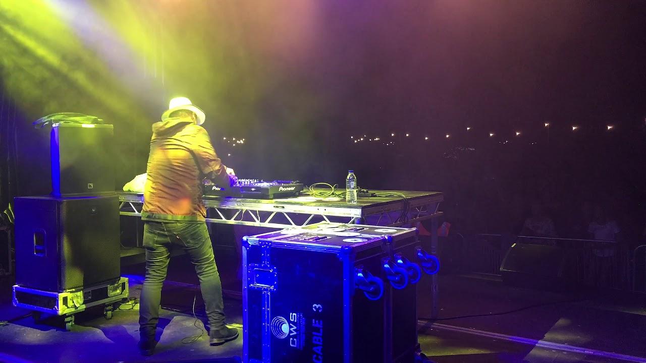 Craig Charles Funk & Soul Green Meadows Festival 2018