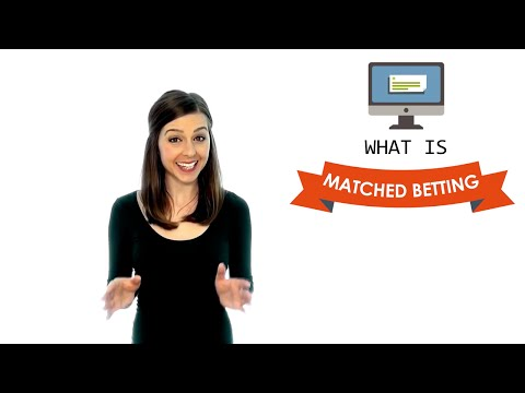 Matched Betting Explained - Very Simple With Team Profit Sarah!