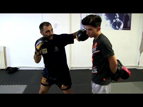 Kick Boks Lapa İle Antrenman Teknikleri (Yılmaz Dursun)