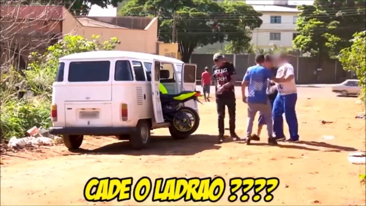 PEGADINHAS QUE DERAM ERRADO 2018 - DEU RUIM BR