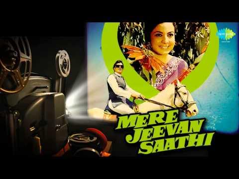 O Mere Dil Ke Chain - Kishore Kumar - Rajesh Khanna - Mere Jeevan Saathi 1972