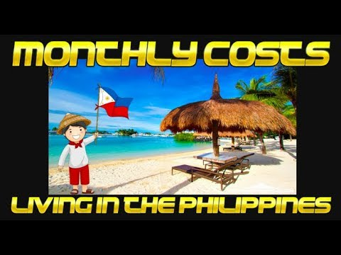 Cost of Living in The Philippines 2018 Cebu City ✅