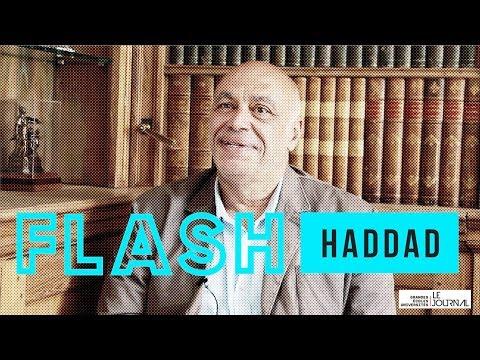 Interview Flash - Georges Haddad, Président De L'Université Paris 1 Panthéon-Sorbonne