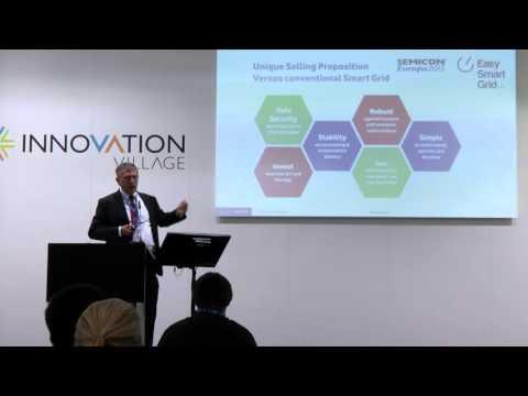 SEMICON Europa 2015 - Innovation Village - Easy Smart Grid GmbH