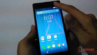 How to Boot YU Yuphoria YU5010 into Recovery Mode