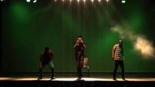 Shaun Evaristo, Bryan Tanaka, Lando Wilkins :: URBAN DANCE SHOWCASE