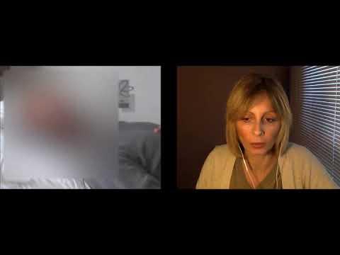 Rachel Fortun séance enquête Pyramides  2018