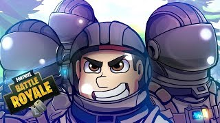 Fortnite: TIME DE ASTRONAUTAS DA BREAKMEN ‹ AMENIC ›