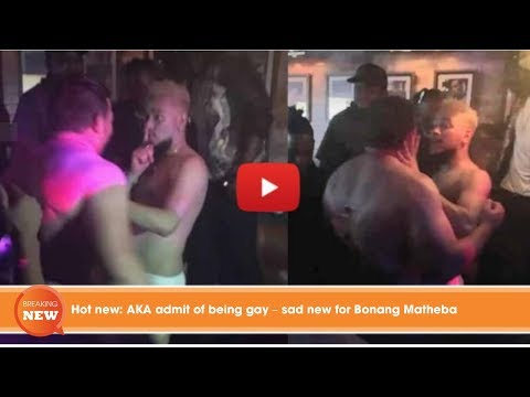Hot new: AKA admit of being gay scandal – sad new for Bonang Matheba thumbnail