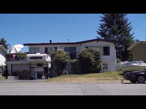 Living in Mission British Columbia Canada - Tour of Residential Area - 2017 Summer