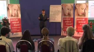 Dr Horst Müller Warum werden wir krank Vortrag 1