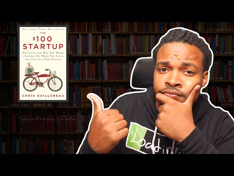 The 100 Dollars Startup Book Review | Chris Guillebeau
