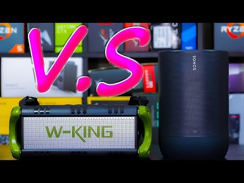 """SONOS Move Sound Test (Listen Before You Buy) """"Kosher Review"""""""