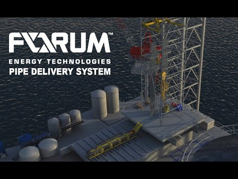 Forum Energy Technologies - Pipe Delivery System