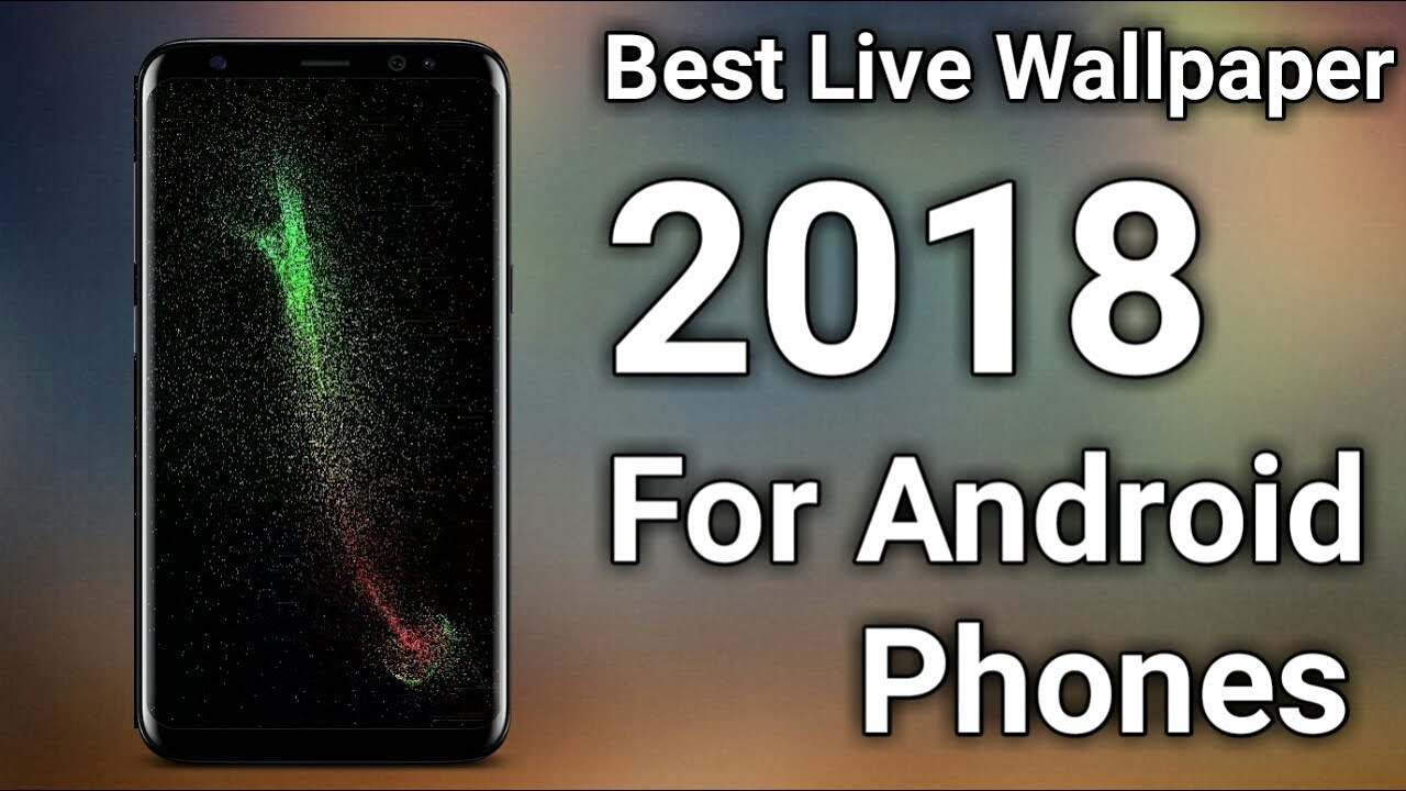 Best Android Live 3d Wallpapers 2018 Particles Wallpaper 3d Live
