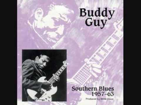 BUDDY GUY - THIS IS THE END - 1958