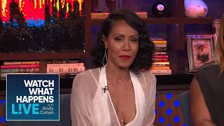 Jada Pinkett Smith On That Swingers Rumor | WWHL