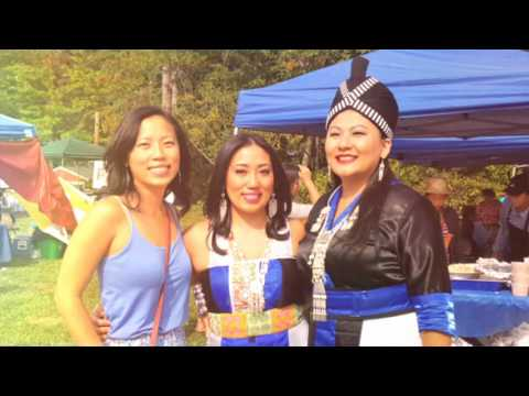 HMONG FITCHBURG, MA NEW YEAR 2016-2017