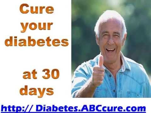 Learn how to cure diabetes and diabetes forever