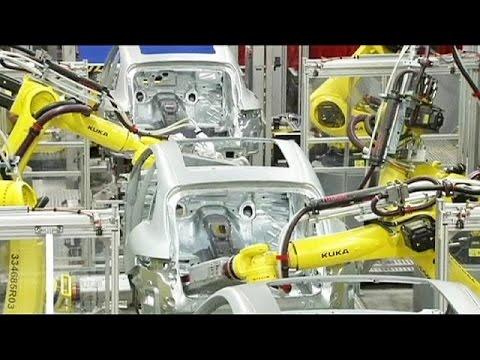 Eurozone economy breaths a sigh of relief