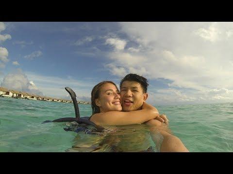 Maldives with my boyfriend #saffvlogs | Saffron Sharpe