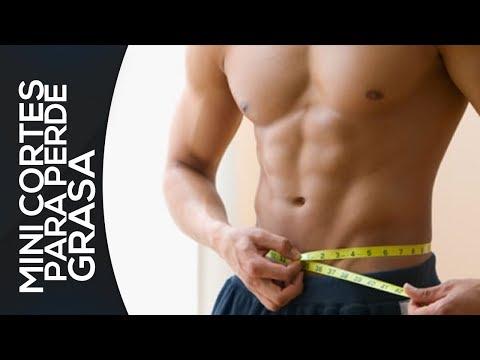 fase de definicion muscular