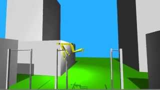 DIGITAL MOMENTUM a parkour inspired game