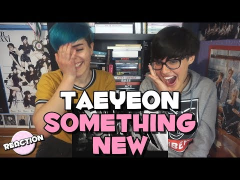 TAEYEON (태연) - SOMETHING NEW ★ MV REACTION