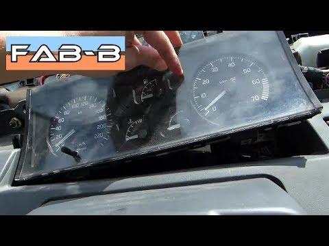 RENAULT 5 TURBO 1 KMH Compteur de vitesse Cadran